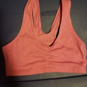 Other - Pink small sport bra